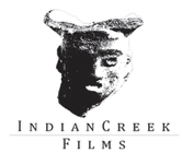 Indian Creek Films, Antigua, W.I. & Bristol, U.K. logo