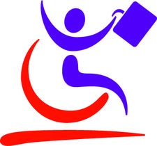 Canadian Council on Rehabilitation and Work (CCRW) logo