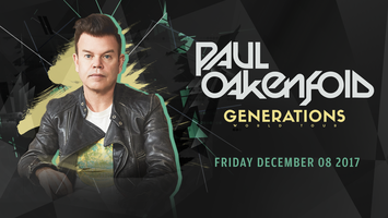 Paul Oakenfold at Royale | 12.8.17 | 10:00 PM | 21+