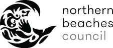 Northern Beaches Council Library Service logo