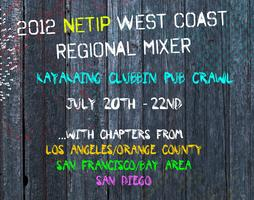 2012 NetIP West Coast Regional Mixer