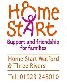Home-Start Watford, Three Rivers and Hertsmere logo