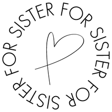 sister for sister logo