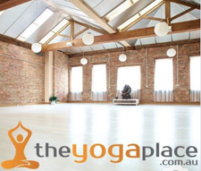 The Yoga Place Melbourne logo