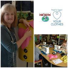 Helen Moyes, Ecclesall Textile School logo