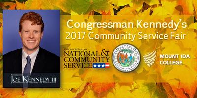 Congressman Kennedy's 2017 Community Service Fair