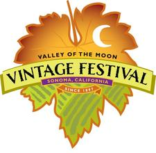 Valley of the Moon Vintage Festival logo