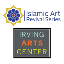 Islamic Art Revival Series / Irving Arts Center logo