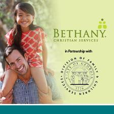 Bethany Christian Services in Partnership with the Georgia Division of Family and Children Services logo