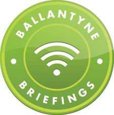 Ballantyne Briefings logo
