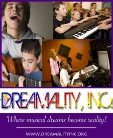 Dreamality Inc. logo