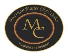 The Broadmoor and The American Master Chefs' Order logo