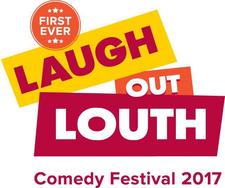 Laugh Out Louth Comedy Festival logo
