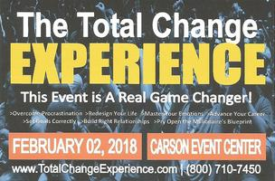 The Total CHANGE EXPERIENCE... A New BEGINNING!!