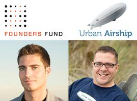 Fireside Chat with Founders Fund Geoff Lewis & Urban...