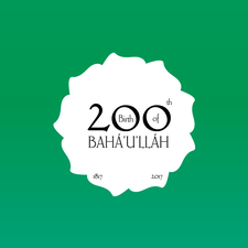 Bahá'ís of Ireland Bicentenary Events logo