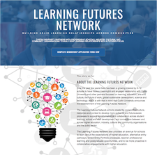 Learning Futures Network logo