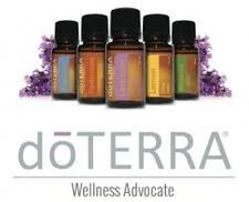 Fahmida Bhabha - doTERRA Essential Oils Educator  logo