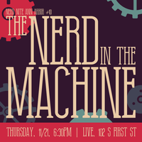 The Nerd in the Machine