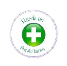 Hands on First Aid Training logo