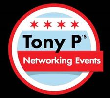 Tony P's Networking Events logo