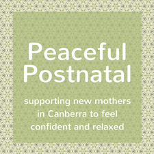 Peaceful Postnatal logo