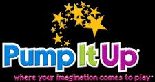 Pump It Up of Chino Hills logo