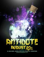 ANTIDOTE | Aug 10 - Honolulu