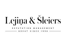 Reputation management company Lejiņa & Šleiers logo