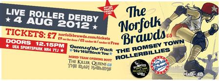 The NBRD Present: Queens Of The Track: We Will Block You!...