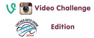 2014 Chicago Auto Show Video Challenge