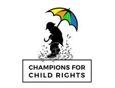 New Brunswick Champions for Child Rights Inc.  logo