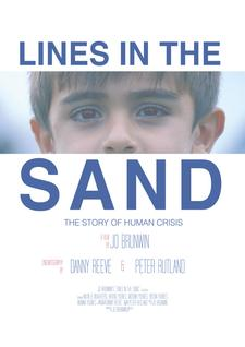 Lines in the Sand Film logo