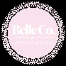 BELLE Co. Mobile Beauty Bar  logo