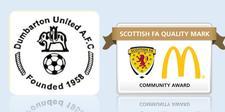 Dumbarton United logo