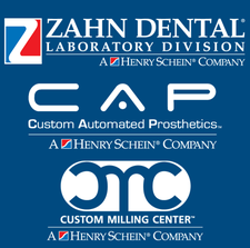 Zahn Dental / CAP / CMC  logo