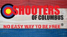 Shooters of Columbus logo