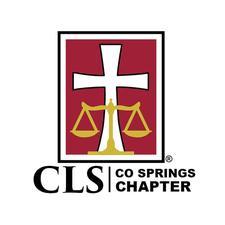 Colorado Springs Christian Legal Society logo