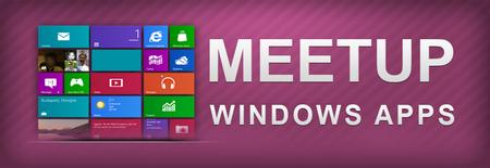 Meetup Windows Apps - Spécial 3D