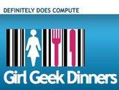 Girl Geek Dinners Oslo logo