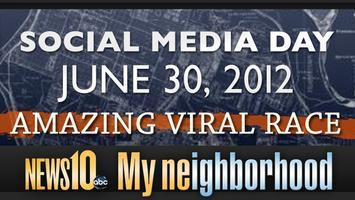 News10 My Neighborhood Celebrates Social Media Day