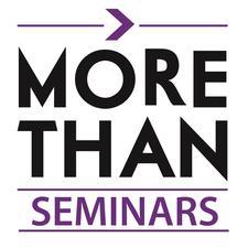More Than > Seminars logo