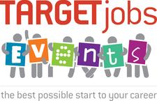 Events from TARGETjobs and TARGETpostgrad  logo