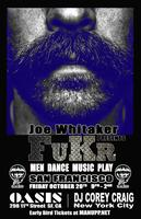 FuKR San Francisco Jock/Gear Party by MAN UPP & Joe...