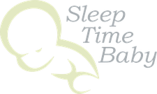 Sleep Time Baby logo