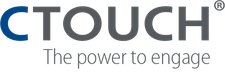 CTOUCH - The power to engage logo