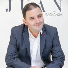 DJ JUAN PACHANGA  logo