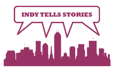 Indy Tells Stories logo