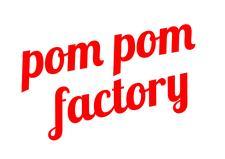 Pom Pom Factory logo