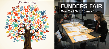 Camden Funders Fair for Local Community Organisations